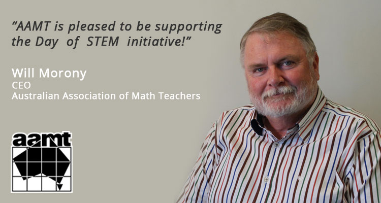 AAMT Supports National Day of STEM Initiative