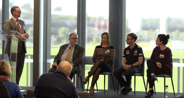 Recap: Collingwood STEM Cup Program Launch in Melbourne