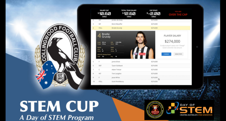 Collingwood and LifeJourney Announce 2nd Annual STEM Cup Challenge
