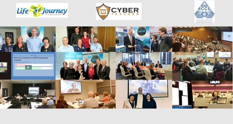Professional Learning Series Sparks New Online Cyber Educators Community
