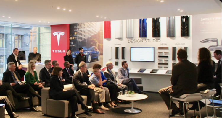 Tesla Joins Day of STEM Platform with Sustainability Architect Mentor Journey