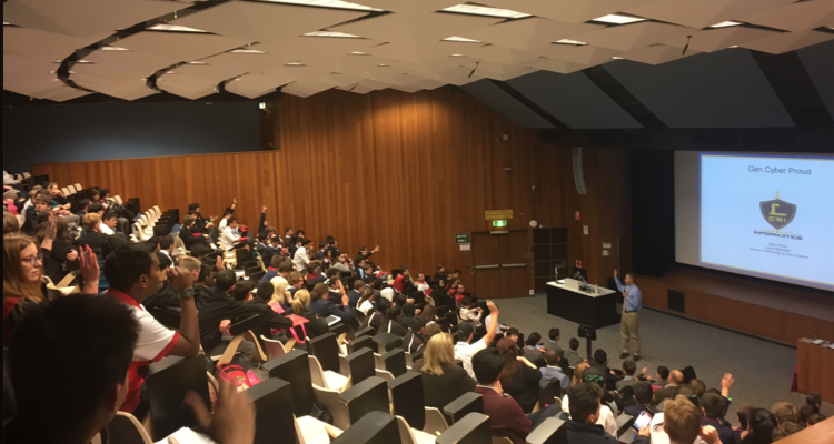 Macquarie University Brings Cyber Security Challenge To Local Schools