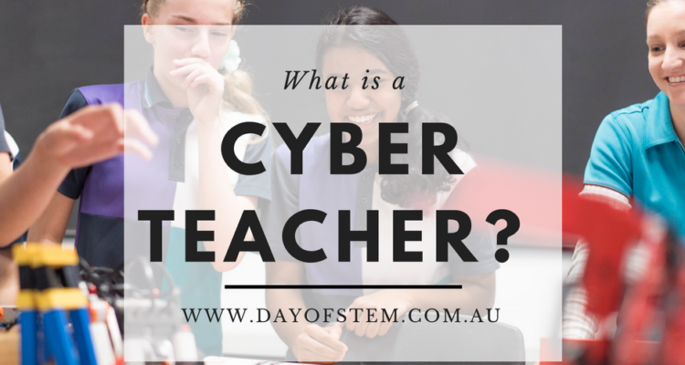 Interview with Steve Morrill: What is a Cyber Teacher?