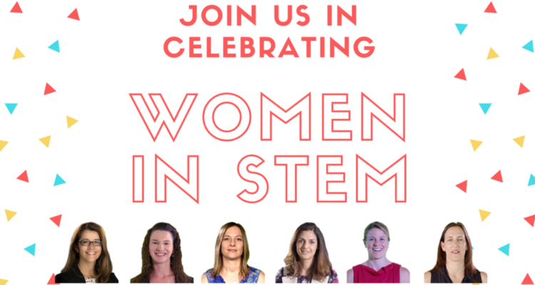 Women in STEM for International Women's Day