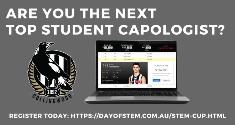 Win a Collingwood STEM Cup Match Experience