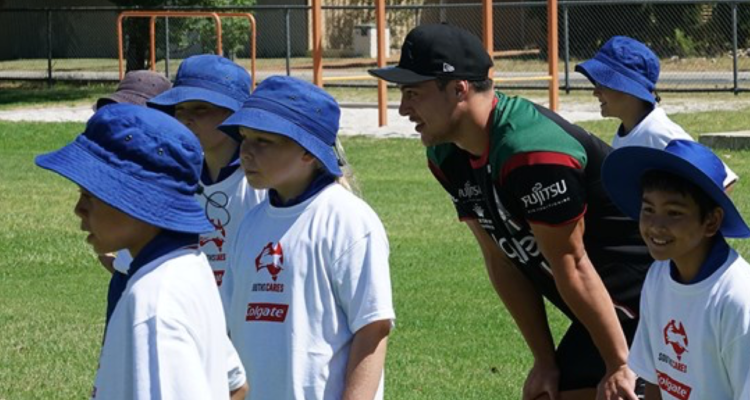 Win a South Sydney Rabbitohs STEM Cup Experience