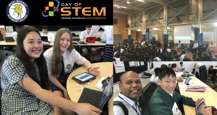 600 Students Explore Careers in the New Economy at Mount Waverley