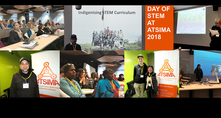 Day of STEM Presents Workshop at ATSIMA 2018 Conference