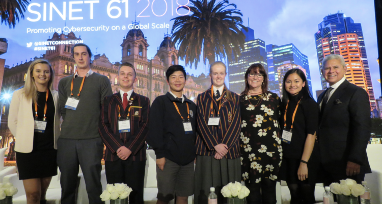 Melbourne Industry Conference Features  Future Cyber Security Leaders