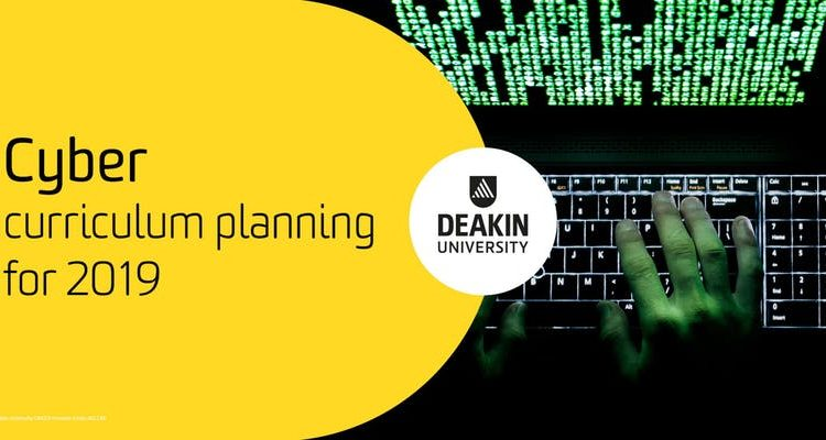 Deakin School of IT & LifeJourney to host Cyber Security Information Session on November 15th