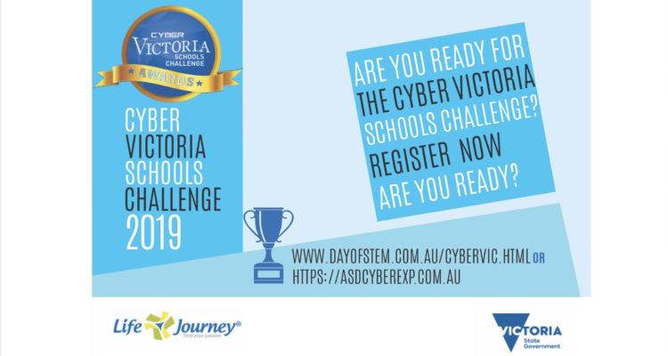 Cyber Victoria 2019 Update / Careers in the New Economy Event / Girls Do Cyber Recap
